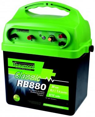 Elektrický ohradník bateriový BEAUMONT Classic 880, 9/12V 3/0,3-1,6J
