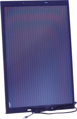 Solární panel 25W pro elektrické ohradníky