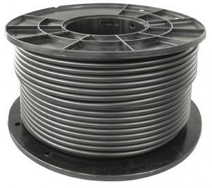 Kabel s izolací pro vysoké napětí černý (50)