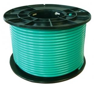 Kabel PREMIUM s dvojitou izolací pro vysoké napětí zelený (100)