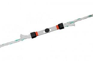 Spojka bezpečnostní na provazy do 6mm Litzclip® Safety-Link nerez
