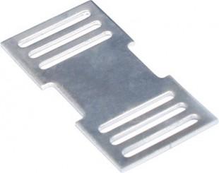 Propojovací plech přímý na pásky 40mm