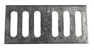 Propojovací plech přímý na pásky 20mm