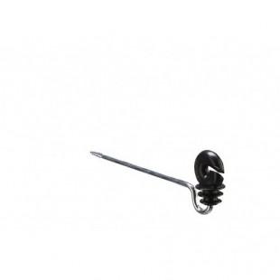 Izolátor ohradníku kroužkový EKO s dlouhým vrutem 22cm(10)