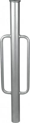 Zatloukač kůlů pro ohradníky do průměru 100mm