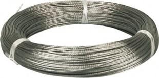 Ohradníkové lanko ocelové pozinkované 1,6mm/200m