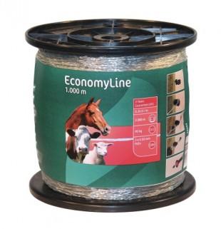 Monolanko pro ohradníky NYLON 1,5mm, 1000m