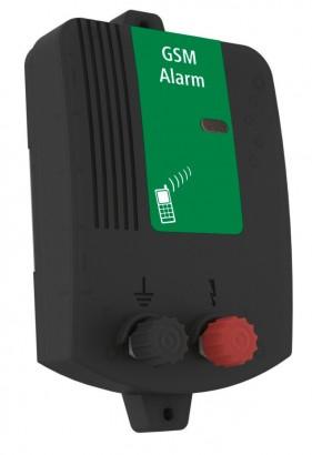 GSM alarm pro elektrické ohradníky 230V