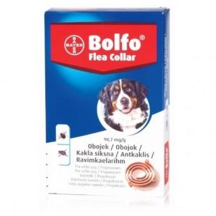 Obojek antiparazitický BAYER Bolfo 70 pro psy