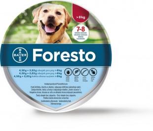 Obojek antiparazitický BAYER Foresto 70 pro psy od 8 kg