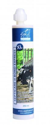 Dvousložkové lepidlo Septicare Bond  EXPRESS XL, 250 ml