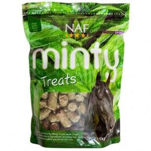 NAF Minty treats mátové pamlsky 1 kg