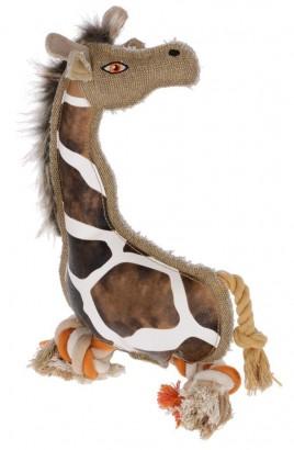 Hračka textilní Žirafa 29 cm