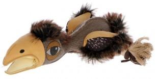 Hračka textilní Divoký pták 30 cm