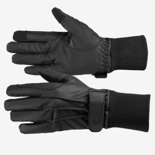 Jezdecké rukavice HORZE PU zimní