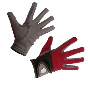 Jezdecké rukavice COVALLIERO Mace zimní