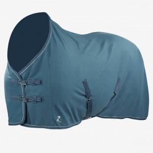 Odpocovací deka HORZE sv. modrá