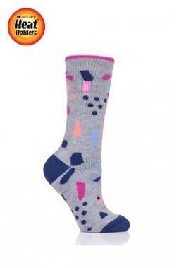 Ponožky Heat Holders Lite dámské 37-42 Abstrakt