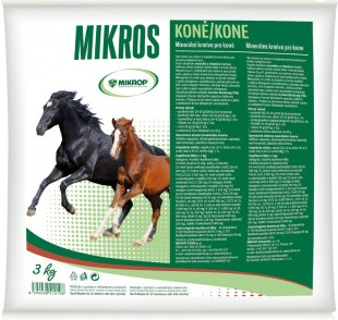 MIKROP Mikros Koně 3 kg