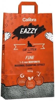 Calibra EAZZY Cat podestýlka Fine 10 kg