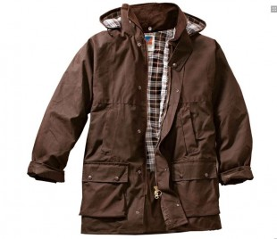 Westernová australská bunda RUGGED EARTH Basic jacket