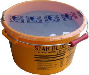 Minerální liz Star Bloc Osvior OLIGO'STIM 20kg