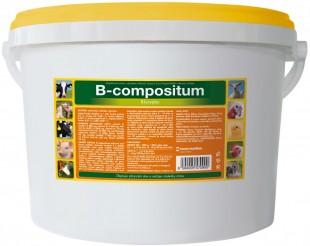 B-Compositum pro koně, skot, ovce, 1kg