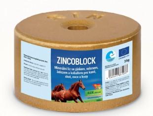Zincoblock minerální liz pro koně a ovce se zinkem 3 kg