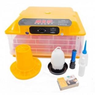 Automatická líheň WQ-36 s regulací vlhkosti na 36 vajec