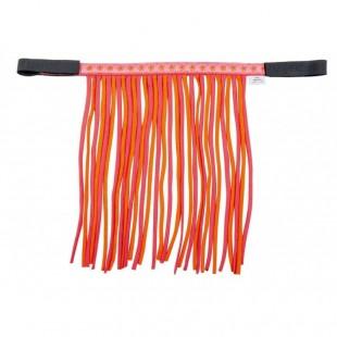Třásně HKM Gelato oranž/růžové