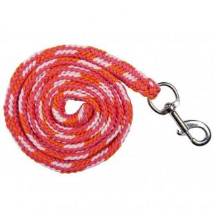 Vodítko HKM Gelato oranž/růžové 1,8 m