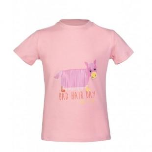 Dětské tričko HKM Gelato růžové