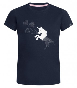 Dětské jezdecké tričko ELT Lucky Dorle