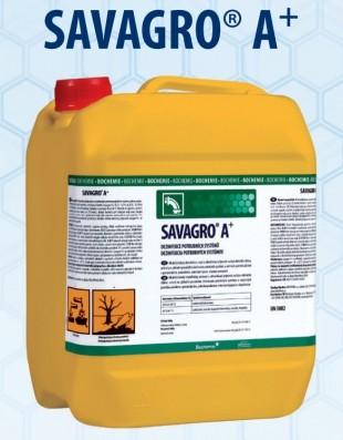 SAVAGRO A+ zásadité - kanystr15kg