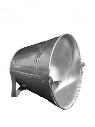 Vědro napájecí pro slepice pozinkované 10 litrů