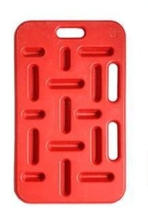Akustická úzká naháňka na selata červená 45x74 cm