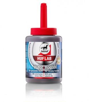 LEOVET HUFLAB olej na koňská kopyta se štětečkem 450 ml