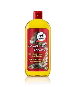 Šampón LEOVET Power heřmánek pro světlé koně 500ml