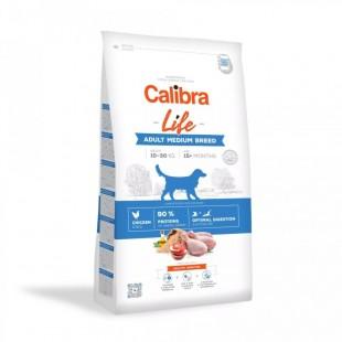 CALIBRA Dog Life Adult Medium Breed Chicken pro dospělé psy středních plemen
