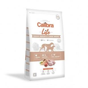 CALIBRA Dog Life Senior Medium & Large Breed Chicken pro starší psy středních a velkých plemen