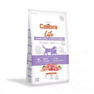 CALIBRA Dog Life Junior Small & Medium Breed Lamb pro mladé psy malých a středních plemen