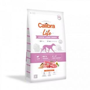 CALIBRA Dog Life Junior Large Breed Lamb pro mladé psy velkých plemen