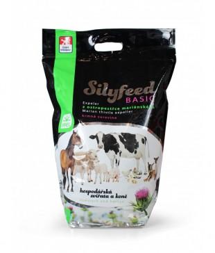 SILYFEED basic ostropestřec 6kg