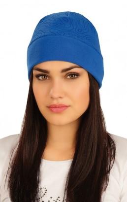 Čepice LITEX modrá