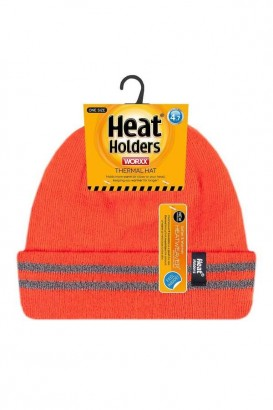 Čepice Heat Holders s reflexními pruhy