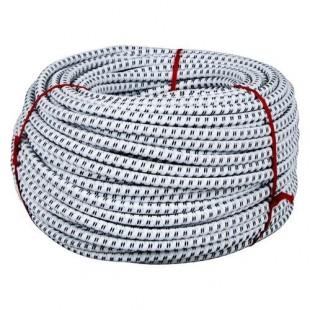 Náhradní gumové lano ohradníku Ø 8mm 25 m
