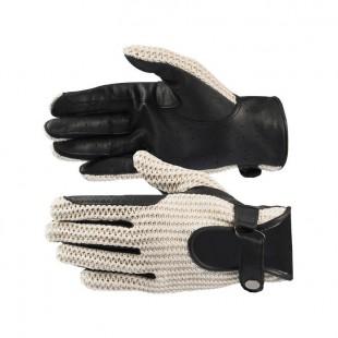 Jezdecké rukavice HORZE Crochet