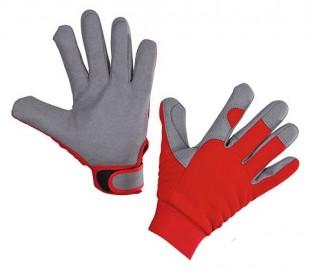 Jezdecké rukavice KERON Sport