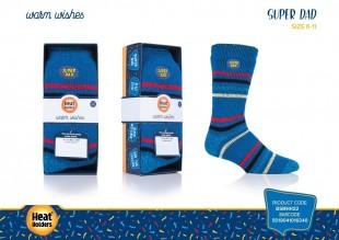 Ponožky Heat Holders v dárkové krabičce Pro supertátu