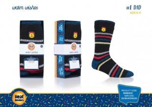 Ponožky Heat Holders v dárkové krabičce Pro tatínka